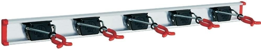 Bruns Gerätehalter-Set mit 5 Gerätehaltern auf 0,75m (SB 5.07)