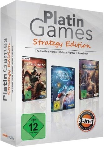 Platin Games: Strategy Edition (PC)