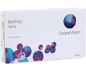 cooper vision biofinity toric 6 stk ab 26 47 preisvergleich bei. Black Bedroom Furniture Sets. Home Design Ideas