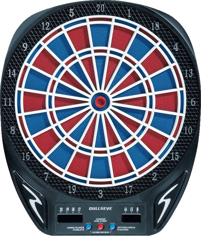 Empire Dart Elektronisches Trainings-Dartboard ...