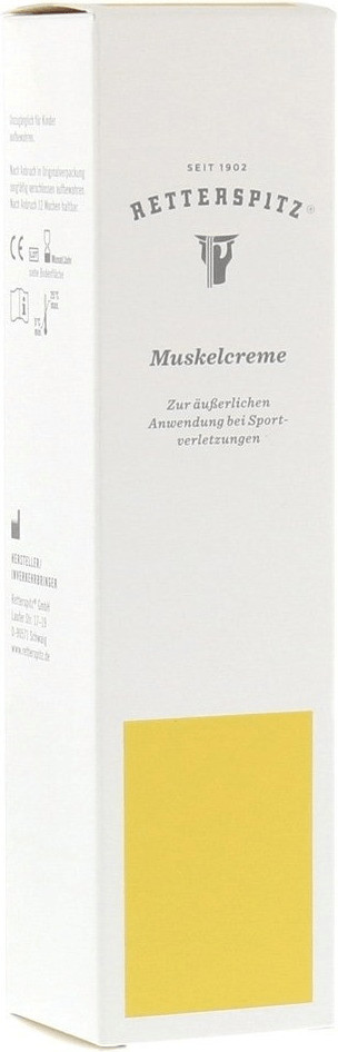 Muskelcreme (100 g)
