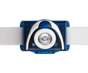 Led Lenser Seo7R Stirnlampe mit Dimmfunktion wiederaufladbar 220lm bis zu 130m
