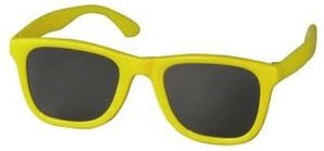 Hama 109846 3D-Polfilterbrille gelb