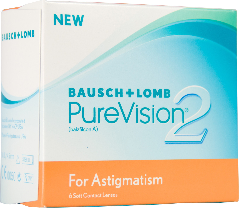 Bausch & Lomb PureVision 2 HD for Astigmatism 7.00 (6 unità)