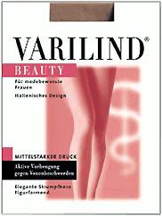 Varilind Beauty Schenkelstrumpf 4 schwarz