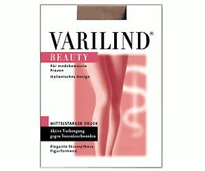 Varilind Beauty Schenkelstrumpf 5 teint