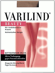 Varilind Beauty Schenkelstrumpf 4 muschel