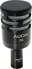 Image of Audix D6