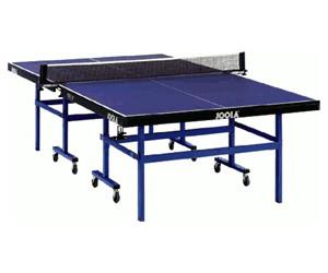 JOOLA Tischtennisplatte Transport Sport Tischtennis Tisch Platte Indoor grün