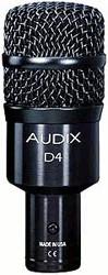 Image of Audix D4