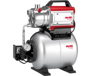AL-KO Hauswasserwerk HW 3000 Inox Classic HWW Gartenpumpe 3100l//h 650W