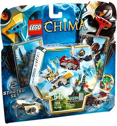 LEGO Legends of Chima - Himmelsduell (70114)