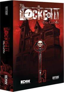 Cryptozoic Locke & Key: The Game (englisch)