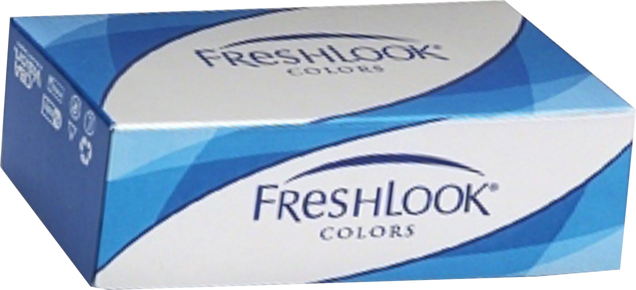 Alcon FreshLook Colors Blue 7.00 (2 unità)