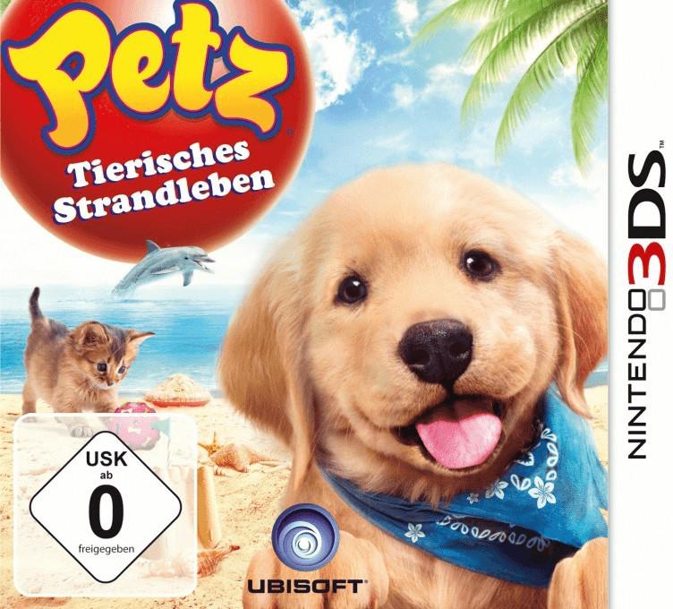 Petz: Tierisches Strandleben (3DS)