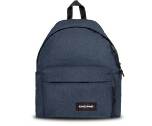 Sac à dos Eastpak Padded Pak'r EK620 Authentic Black Denim noir oce5d3QENx