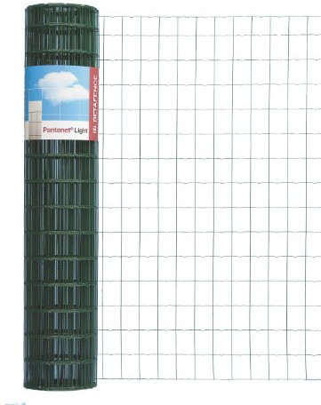 Betafence Pantanet Basic Gitterzaun 25m x 122cm