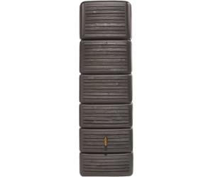 Regenwasser Wandtank Slim 300 Liter Wood Dekor 4Rain 211813