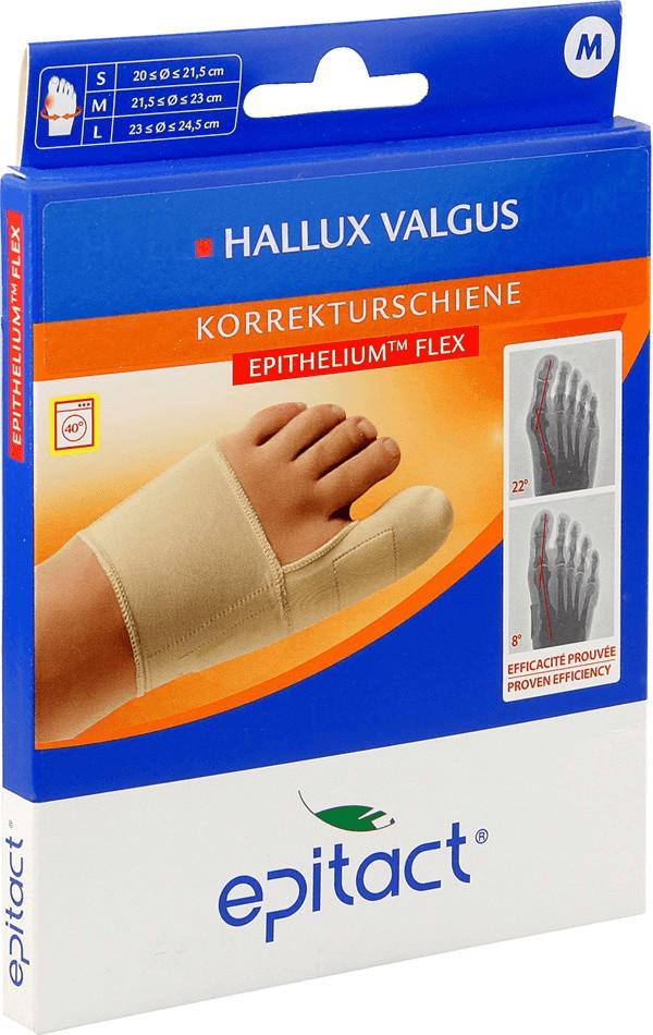 Epitact Hallux Valgus Korrekturschiene Gr. M