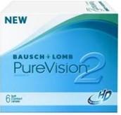 Bausch & Lomb PureVision 2 HD +0.75 (3 unità)