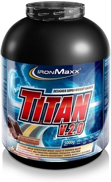 IronMaxx Titan v.2.0 Vanille 5000g