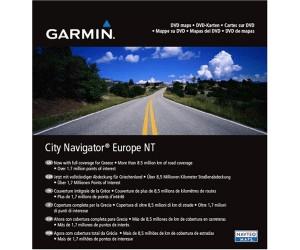 Garmin City Navigator NT - Europe Update 2012