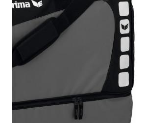 erima club 5 rollentasche mit bodenfach xl granit schwarz. Black Bedroom Furniture Sets. Home Design Ideas