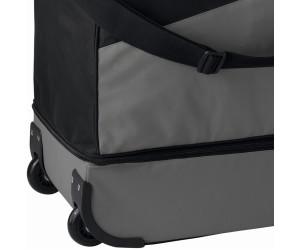 erima club 5 rollentasche mit bodenfach xl granit schwarz ab 44 99 preisvergleich bei. Black Bedroom Furniture Sets. Home Design Ideas