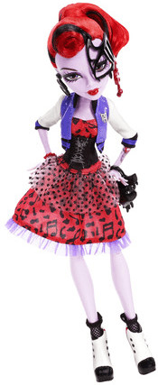Monster High Monster High Picture Day Operetta