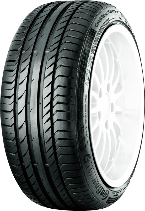 Continental ContiSportContact 5 255/45 R17 98W SSR
