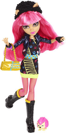 Monster High 13 Wishes - Howleen Wolf