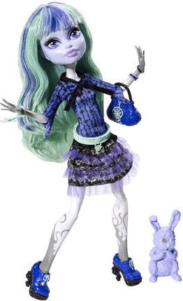Monster High 13 Wishes - Twyla