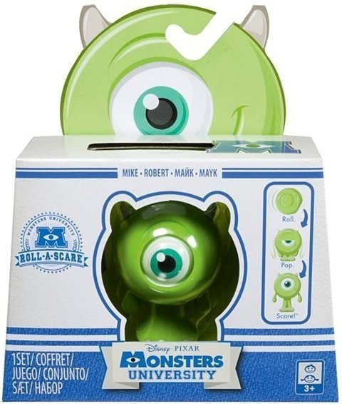 Spin Master Die Monster Uni - Roll-A-Scare Figu...