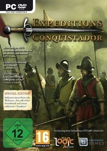 Expeditions: Conquistador (PC)