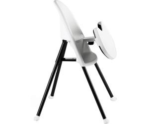 babybj rn hochstuhl wei ab 189 00 preisvergleich bei. Black Bedroom Furniture Sets. Home Design Ideas