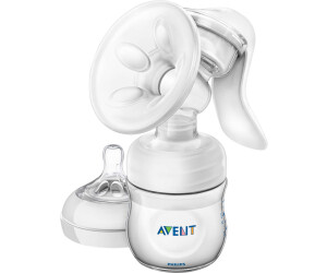 Avent Natural Manual Breast Pump SCF330/20