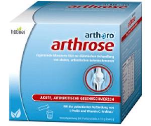 Arthrose Nahrungsergänzung