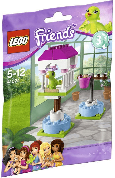 LEGO Friends - Le perroquet & son perchoir (41024)