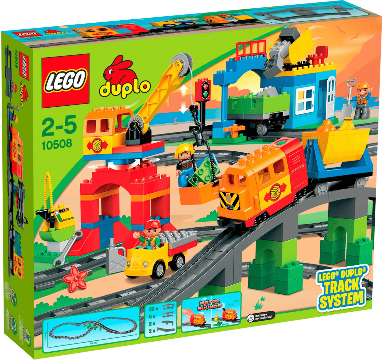 LEGO Duplo - Eisenbahn Super Set (10508)