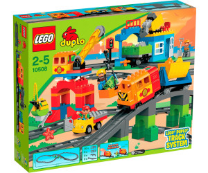 Lego Duplo Eisenbahn Super Set 10508 Ab 147 62 Dezember 2020 Preise Preisvergleich Bei Idealo At