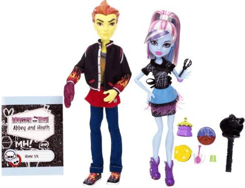 Mattel Monster High Monsterschüler Kochpartner ...