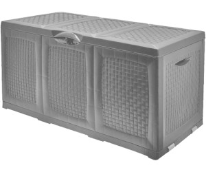 jelenia plast auflagenbox hippo 120 x 60 x 52 cm ab 59 95 preisvergleich bei. Black Bedroom Furniture Sets. Home Design Ideas