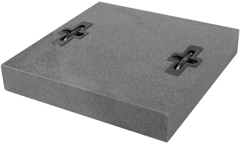 Doppler Granitplatte für Plattenständer (55 kg)