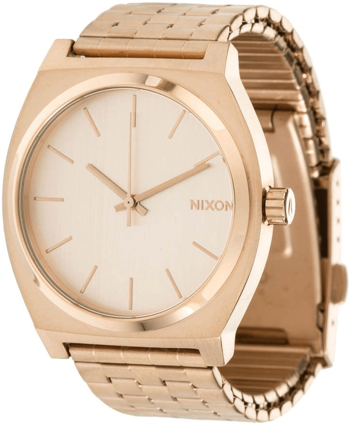 Nixon The Time Teller All Rose Gold