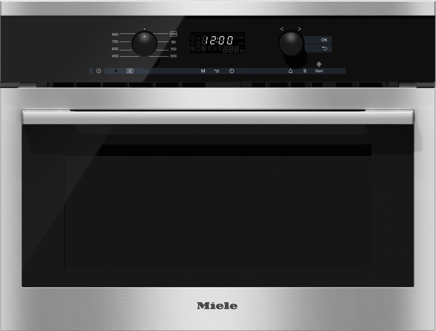 Miele M 6160 TC Clean Steel