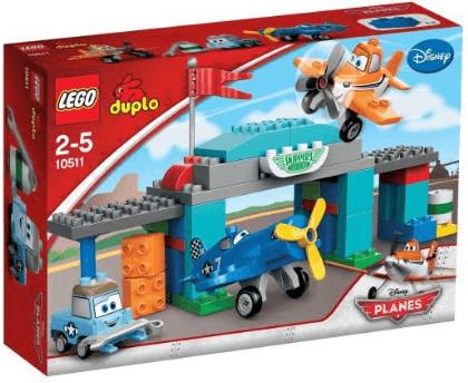 LEGO Duplo - Escuela de vuelo de Skipper (10511)