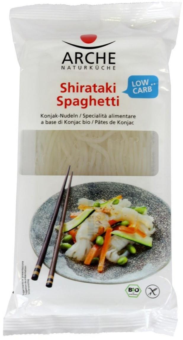 Arche Bio Shirataki Spaghetti (295g)
