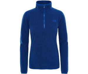 Buy The North Face Women S 100 Glacier 1 4 Zip Fleece