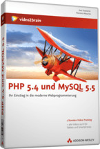 video2brain PHP 5.4 & MySQL 5.5 - Einstieg in d...