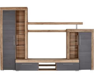 kasper wohndesign wohnwand tango 308x202cm ab 419 30 preisvergleich bei. Black Bedroom Furniture Sets. Home Design Ideas